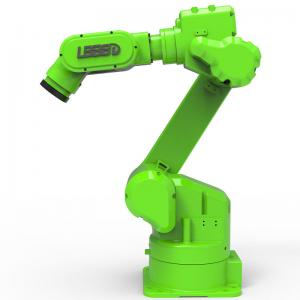 Industrial 6 dof robotic arm 30kg payload for polishing application