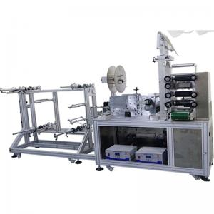 Semi-automatic n95 face mask machine with cheapest price