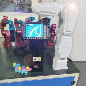 high performance and low cost of 6 dof robotic arm